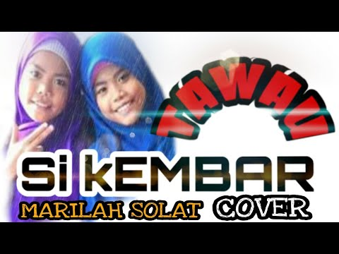 Aisyah Lirik Mari Solat Cilik kembar Tawau,Sabah