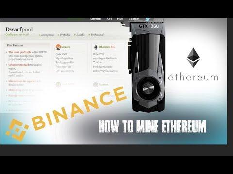 how to mine cryptocurrency with gpu