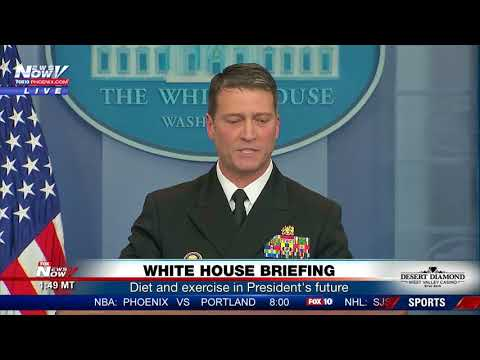 FULL: Media's Obsession With President Trump's Health