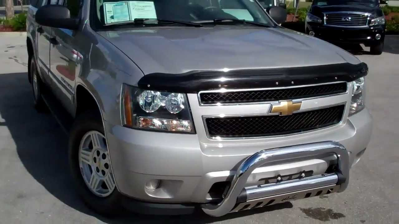 Chevy Dealer Fort Myers >> 2007 Chevy Avalanche Ls 1500 Used Car Dealer Fort Myers Fl