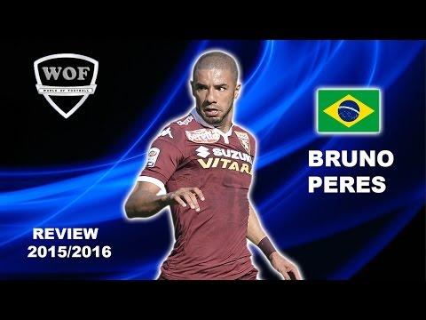 BRUNO PERES | Torino | Skills & Assists | 2015/2016  (HD)