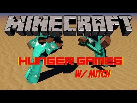 Minecraft: Hunger Games w/Mitch! Game 36 - Ax Murderer!