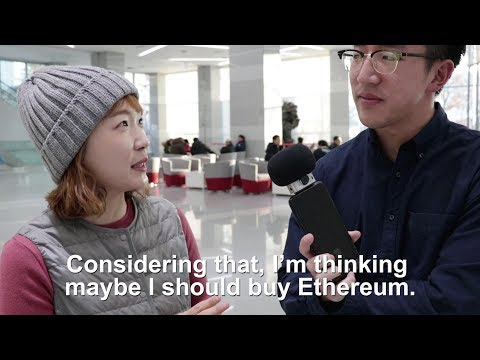 Koreans Obsessed With Bitcoin/Cryptocurrency?