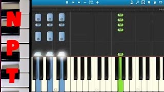 Little Mix - Love Me Like You - Piano Tutorial - How to play Love Me Like You - Synthesia