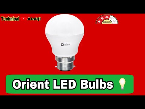 Orient Electric LED Bulbs Unboxing & Review in hindi 🔥
