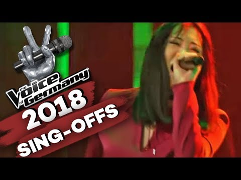 Britney Spears - Toxic (Eun Chae Rhee) | The Voice of Germany | Sing-Offs
