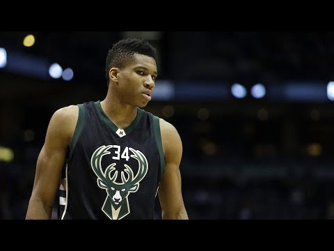 Giannis Antetokounmpo Mix