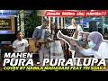 - PURA PURA LUPA - MAHEN LIRIK COVER BY NABILA MAHARANI FEAT TRI SUAKA