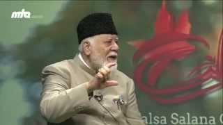 Interview with Maulana Mubarak Ahmad Nazir Jalsa Salana Canada 2013