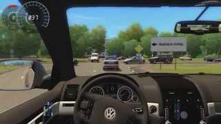 Обзор на Volkswagen Touareg v12