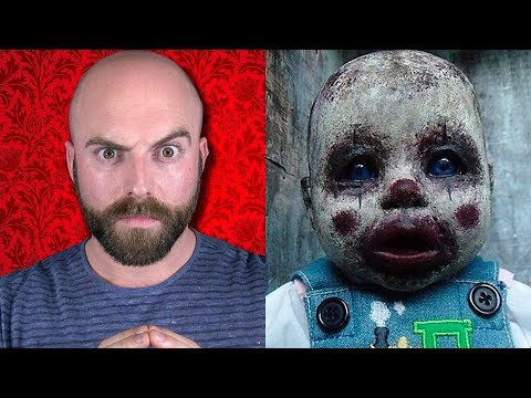 10 Real Life Haunted Dolls You Don't Want to Play With...