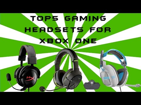 5 Best Gaming Headsets for Xbox One 2016 (Top 5)