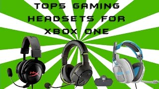 Video 5 Best Gaming Headsets for Xbox One 2016 (Top 5) download MP3, 3GP, MP4, WEBM, AVI, FLV Juli 2018