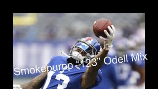 "Odell Beckham Jr ""123"" SmokePurpp Mix™️"