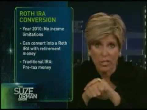 suze-orman-roth-ira-rollover-in-2010-for-401k-s