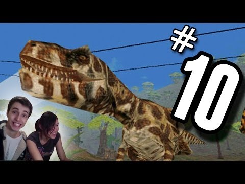 Trespasser Ep 10: Albertosaurus!?