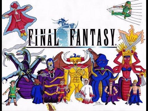 Press A Gaming with Wyldehigh77 Final Fantasy 1 (GBA Emulated) #5
