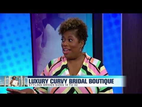 Luxury Curvy Bridal Boutique. http://bit.ly/2ODXIYj