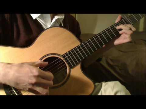 Natsume Yuujinchou Roku OP『Floria』Fingerstyle Guitar Cover