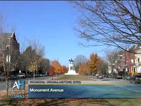 C-SPAN's LCV Profile: Monument Avenue