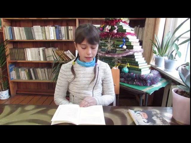 Изображение предпросмотра прочтения – НатальяСоинова читает отрывок изпроизведения «Мой добрый папа» В.В.Голявкина