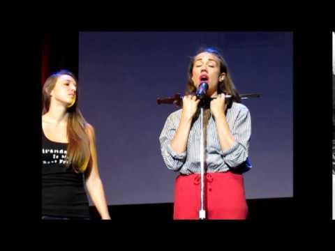 Miranda Sings & Colleen Ballinger singing Phantom Of The Opera
