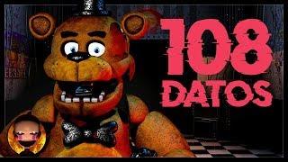 108 Datos Que DEBES Saber De Five Nights At Freddy S GG Games