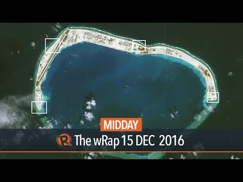 China boosts defenses on South China Sea islets – US experts