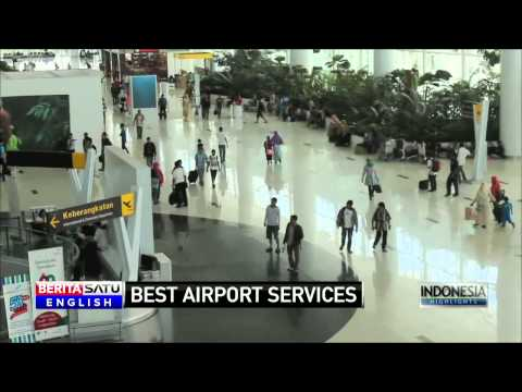 Balikpapan Airport Places as One of Best in the World on Airport Council International Survey