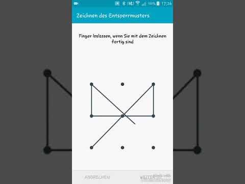 Entsperrcode Bei Android Wischmuster Leicht Zu Knacken 0