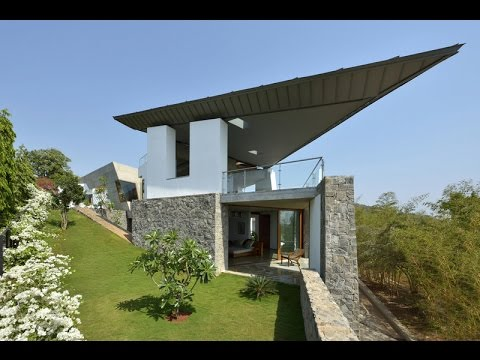 Weekend House in Alibaug by Malik Architecture