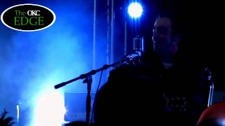 Adam Gontier - Chalk Outline - acoustic- OKC- InkLife Tour.