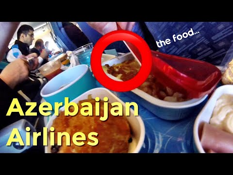 Azerbaijan Airlines Review - My Experience On Their 767 (Baku To Istanbul 2019)