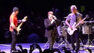 U2 All I Want Is You, London 2015-10-30