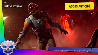 Secret Palier: Superproduction Challenges Week 7 - SKINS / Fortnite BATTLE ROYALE