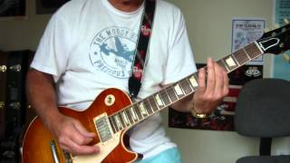 How To Play CHINA GROVE Doobie Bros by Guitars Rock