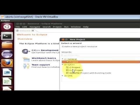 Install eclipse cdt plugin for C/C++ Program in Eclipse IDE for Ubuntu Linux