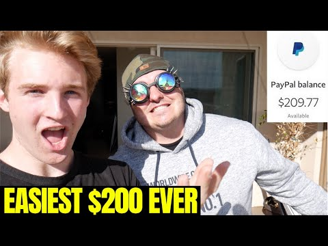 This Made Me $200 In Under 25 Minutes (Online)