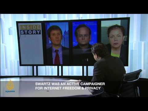 Inside Story Americas - What is Aaron Swartz's legacy?