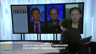 Inside Story Americas - What is Aaron Swartz