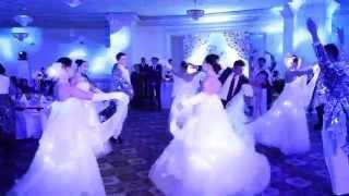 Самый красивый Выход жениха и невесты. +77773300517, www.Diamante.kz