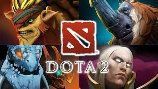 Dota 2 Imba Gameplay Heroes