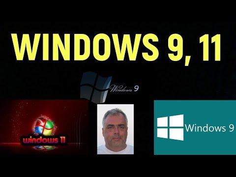 Неизвестные операционные системы. Windows 9, 11.Новая разработка Windows Core. Новая клавиша Office