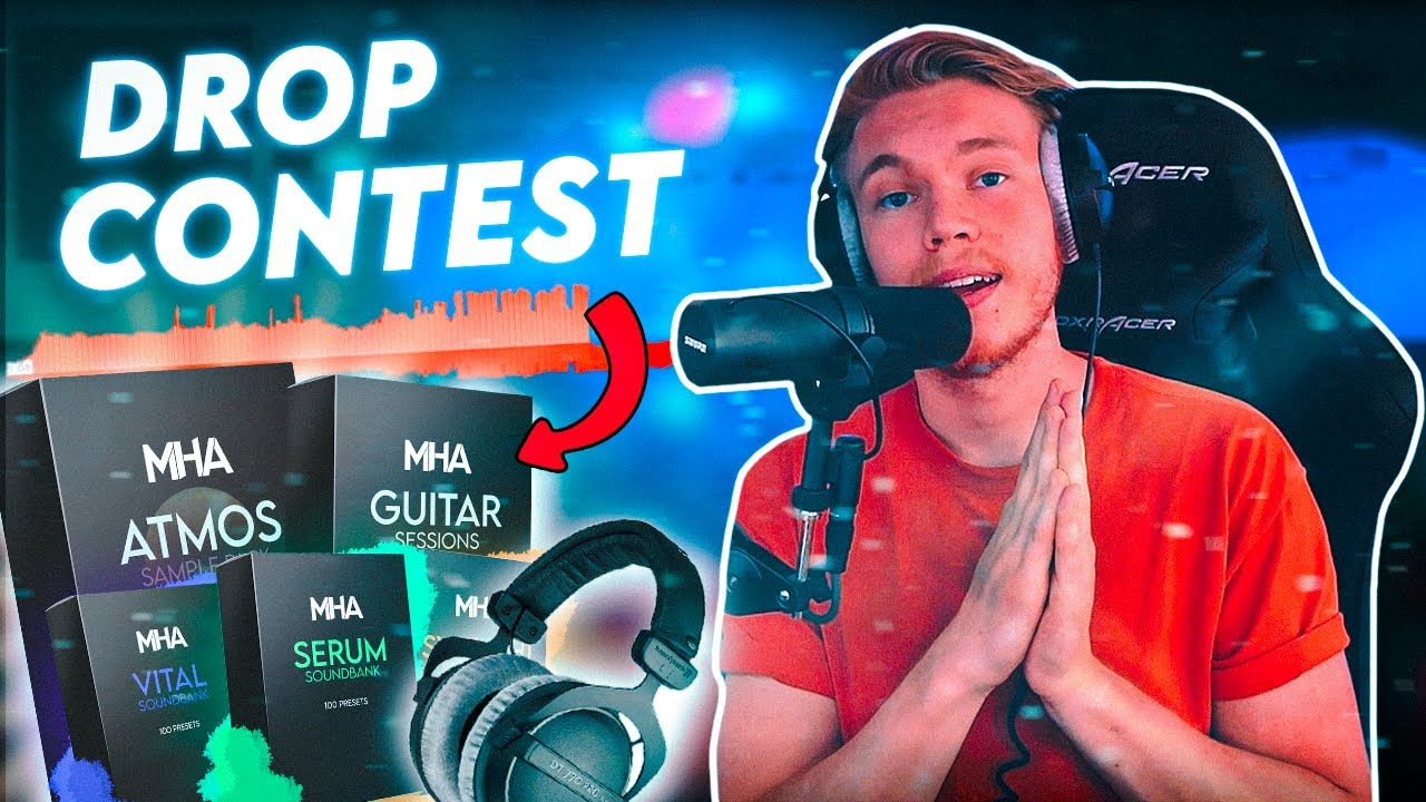 Listening To AMAZING Demos | Drop Contest Giveaway!