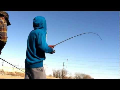 Des Moines Iowa River fishing GIANT FLAT HEAD ON BASS POLE. from YouTube · Duration:  4 minutes 19 seconds