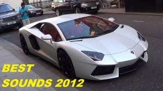 BEST SUPERCAR SOUNDS 2012