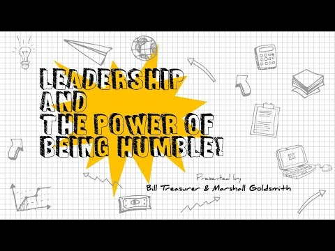 Leadership and the Power of Being Humble