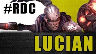 Rap dos Champions - Lucian - Méqui Huê [League of Legends]