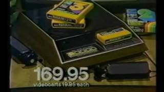 In 1976, Fairchild release their video game system called Fairchild...
