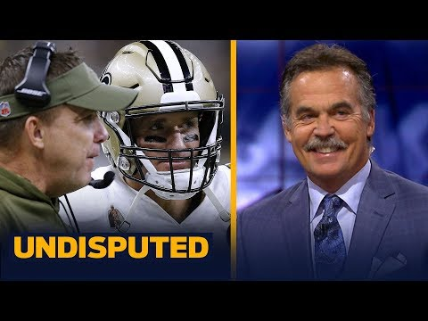 Jeff Fisher talks Saints-Rams rematch on Sunday and controversial call | NFL | UNDISPUTED